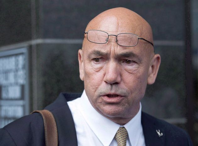Recently retired RCMP Commissioner Bob Paulson is shown in this in Moncton, N.B. on June 15, 2017 file