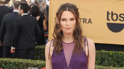 Keira Knightley Doesn't Wear Your Typical Maternity