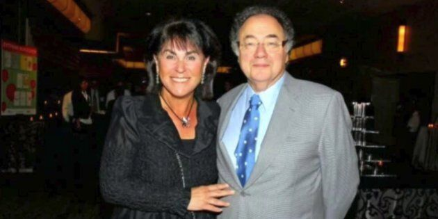 Honey and Barry Sherman were found dead in their Toronto home in