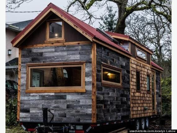 B.C. Family Building Tiny House, But Needs