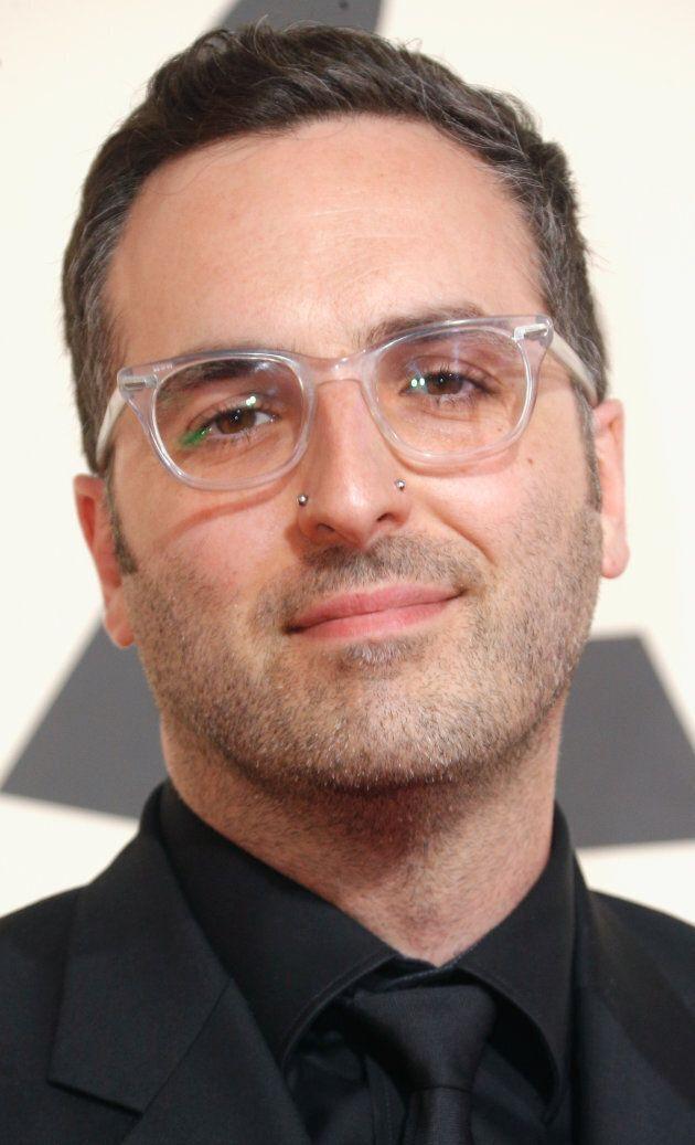 Recording engineer Charles Moniz attends The 58th Grammy Awards on Feb. 15,