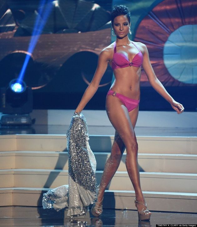 Twitter Is Upset That Miss Jamaica Didn't Win The Miss Universe