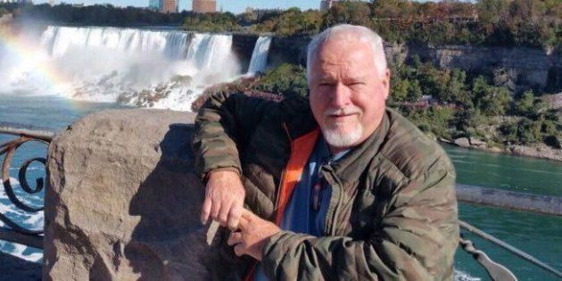Bruce McArthur is shown in a Facebook