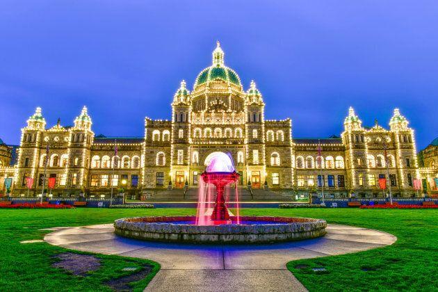 Victoria, B.C. also tops the ranksof Canada's most open