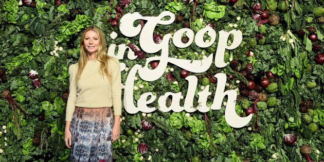 Gwyneth Paltrow attends the In goop Health Summit on Jan. 27, in New York