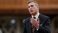 Bernier Wants To Know Why Disgraced Ex-MP Was Allowed To Run In 2015