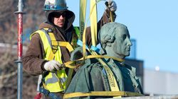 'My Ancestors Can Finally Rest': Halifax Founder's Statue Removed From