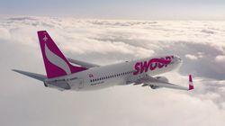 Swoop, WestJet's Discount Airline, Advertises $7.50 One-Way