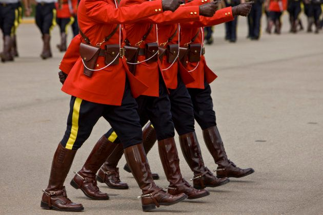 The RCMP has said the alleged victims were either applicants looking to join the force or serving members...