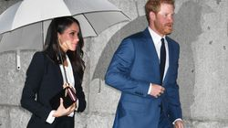 Meghan Markle Channels 'Suits' Character For 1st Royal Evening