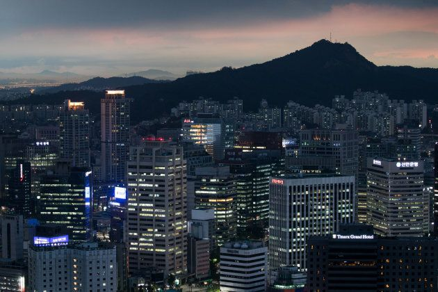 Views of South Korea's capital Seoul. Over the last few decades, South Korea has become one of the economic...