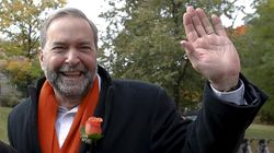 Mulcair Accepts New Job Ahead Of Retirement From