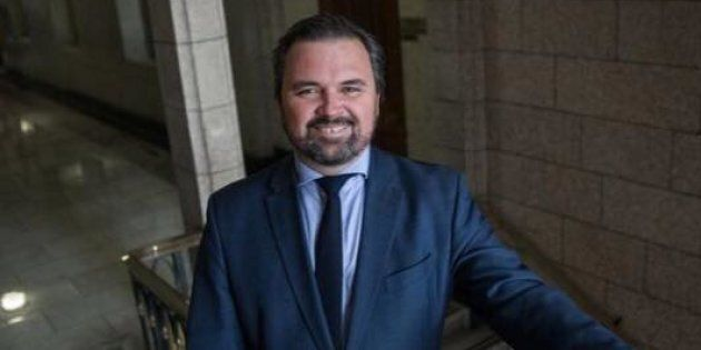 Claude-Eric Gagné left the Prime Minister's Office this