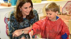 Duchess Of Cambridge Says Parents Play Key Role In Kids' Mental