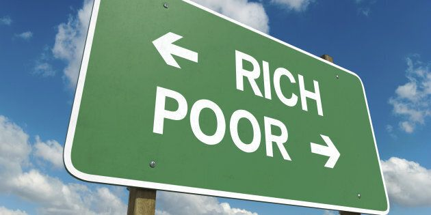 Canada's Major Cities Turning Into Islands Of Wealth, Poverty As Middle Class Disappears: