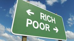 Canada's Major Cities Turning Into Islands Of Wealth, Poverty: