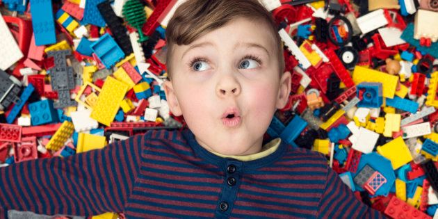 Your Old Lego Pieces Could Put Your Children At