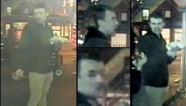 Toronto police previously released surveillance photos of a man seen with Tess Richey on the night she