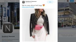 Canadians Know What's Up With Nordstrom's $1,795 'Belt Bag' Fanny