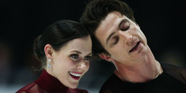 Tessa Virtue, left, is one of the best figure skaters on the planet. But does she have any