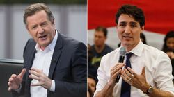 Fox News And Piers Morgan Really Hated Trudeau Saying