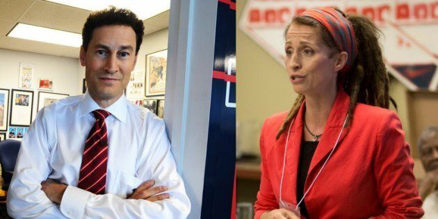 Steve Paikin has denied allegations from former Toronto mayoral candidate Sarah Thomson that he propositioned