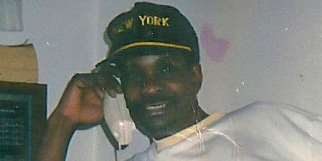 Pierre Coriolan, 58, was killed in a police shooting in Montreal in 2017. A video released by his family...