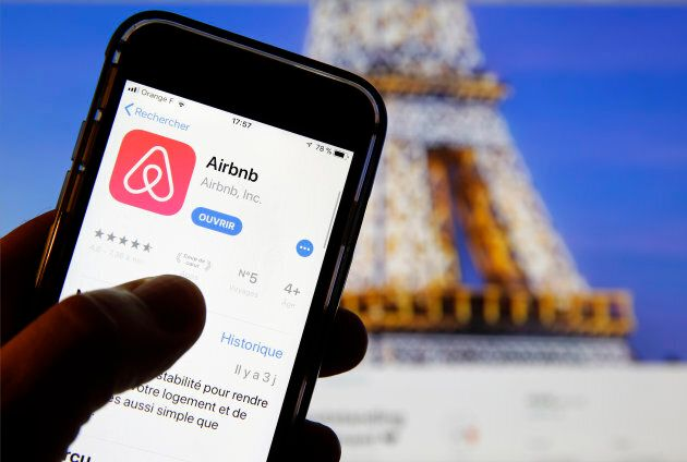 Although the money from Airbnb isn't enough alone considering British Columbia's housing issues,
