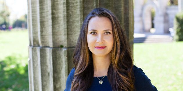Tanya Granic Allen is shown in a file photo from Parents as First