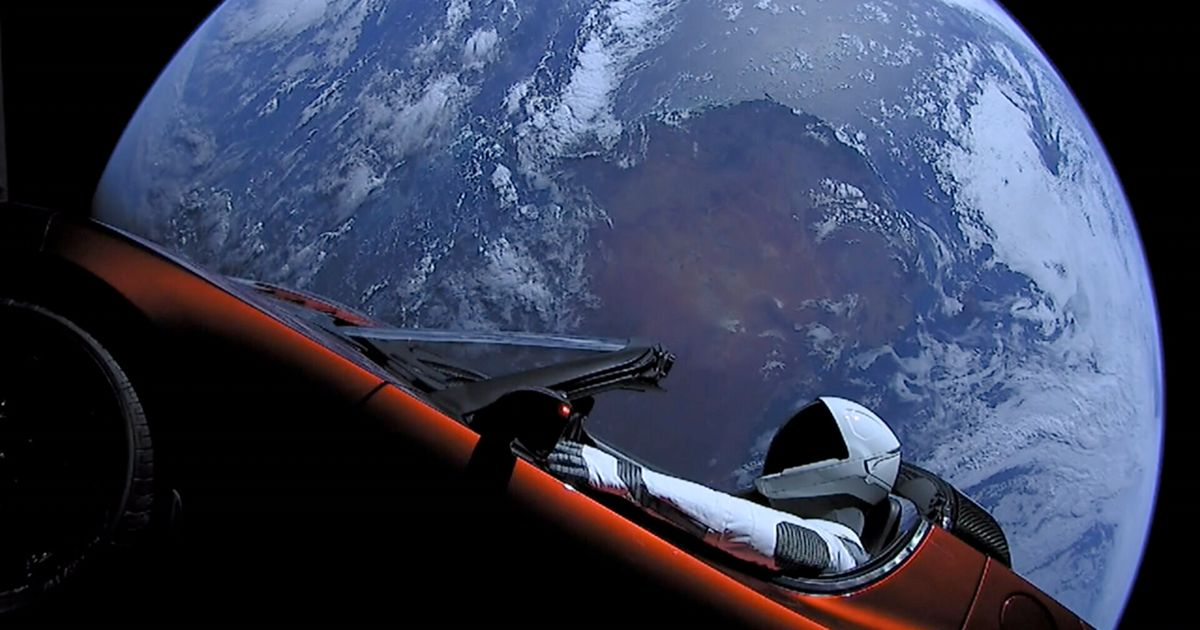 No, Humanity Isn't Worse Off Because Elon Musk Launched
