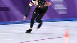 Ted-Jan Bloemen Skates To Silver In The 5,000 Metre In
