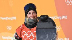 Laurie Blouin Recovers From Training Crash To Win Silver In
