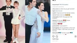 Tessa Virtue, Scott Moir Photos Through The Years Show Champions In The