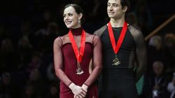 Moir, Virtue's Ice Dancing Routine Too Sexy For Olympic