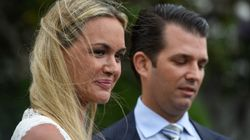 Wife Of Trump Jr. Hospitalized After Opening Letter With White