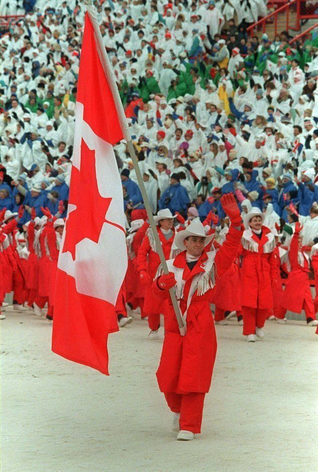 The Style Evolution Of Canada's Winter Olympic Uniforms Shows How Far We've