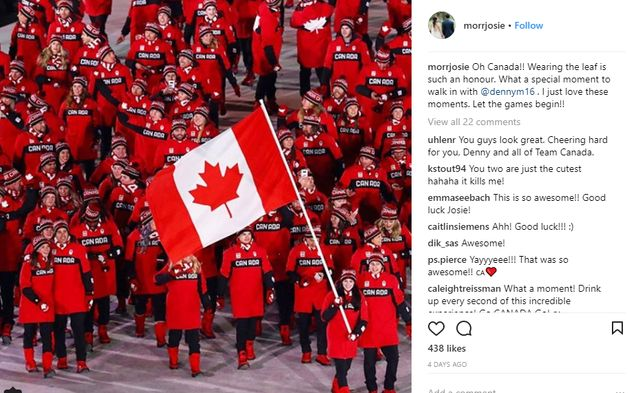 All These Canadian Olympic Skaters Are Dating In Real