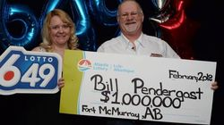 Fort McMurray Fire Victim Wins $1-Million Lottery