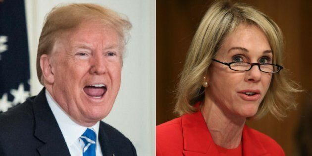 U.S. Ambassador to Canada Kelly Craft was asked to share with the Macdonald-Laurier Institute what U.S....