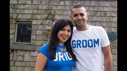 WATCH: For Mixed Couples, Blending Cultures Doesn't End With A