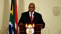 Jacob Zuma Steps Down As President Of South