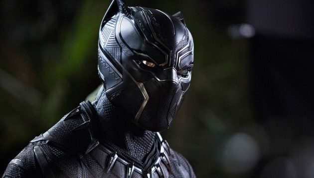 King T'Challa from Marvel Studios' Black