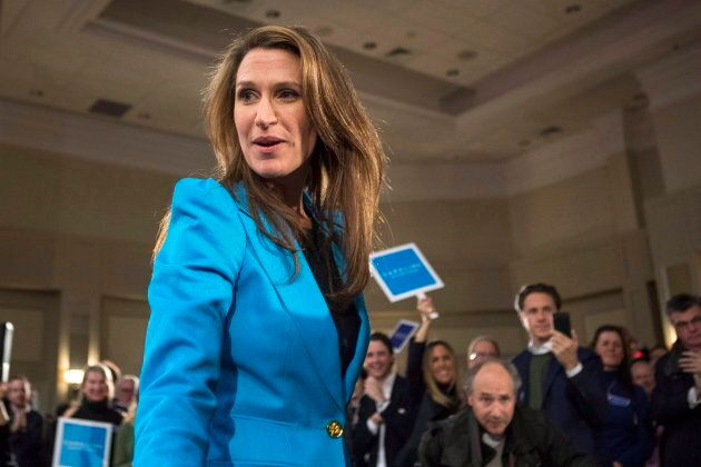 Ontario Progressive Conservative Party Leadership candidate Caroline Mulroney said Kathleen Wynne's Liberal...
