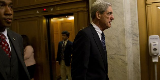 Robert Mueller, former director of the Federal Bureau of Investigation (FBI) and special counsel for...