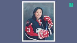 She Grew Up Playing Hockey In Canada. Now She's Playing For Team