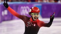 Olympic Rookie Girard Takes Home Gold In 1,000-Metre