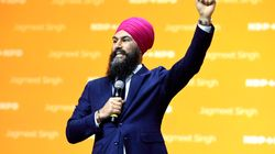 Jagmeet Singh Survives Leadership Vote With Overwhelming