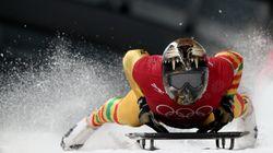 Ghana's Akwasi Frimpong Might Be PyeongChang's Most Unlikely