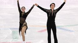 Tessa And Scott Break Their Own World Record In Ice Dance Short