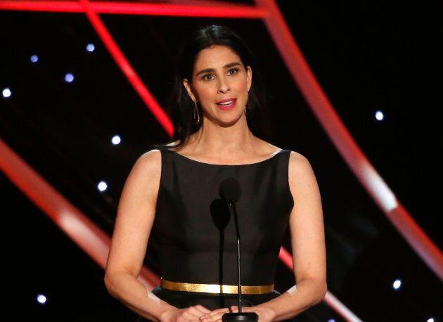 Actress Sarah